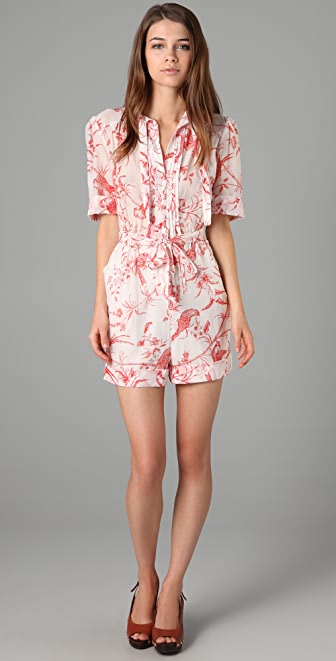 ALICE by Temperley Seraphine Romper