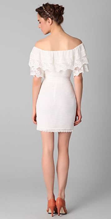 ALICE by Temperley Esmeralda Mini Dress