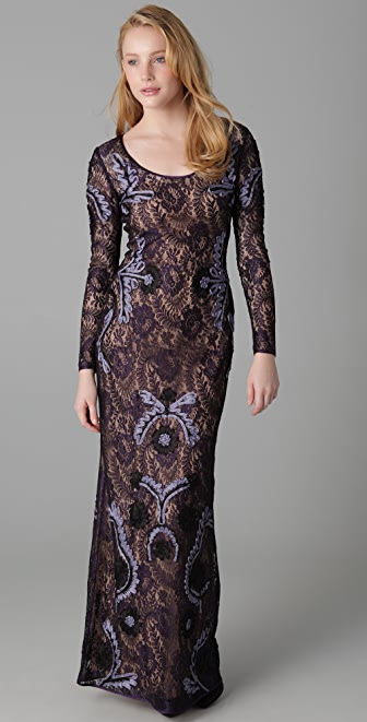 ALICE by Temperley Long Magdalena Dress