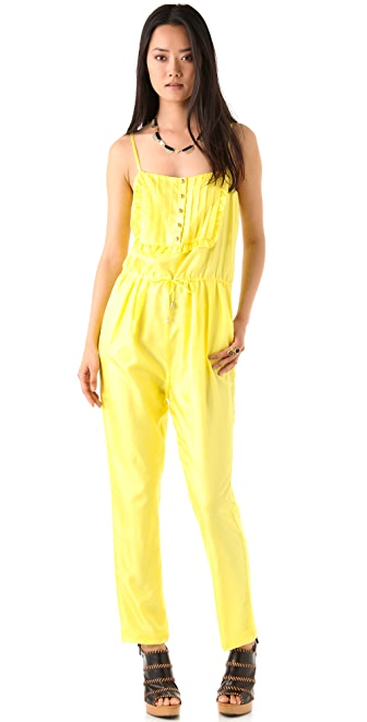ALICE by Temperley Lavender Jumpsuit