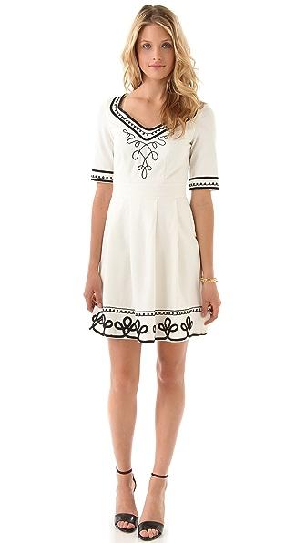 ALICE by Temperley Mini Blake Dress