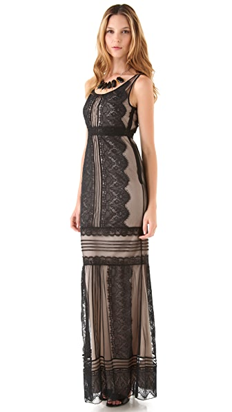ALICE by Temperley Lottie Long Dress