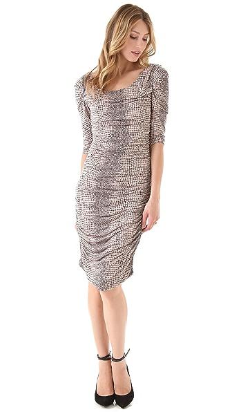 ALICE by Temperley Raquel Draped Dress