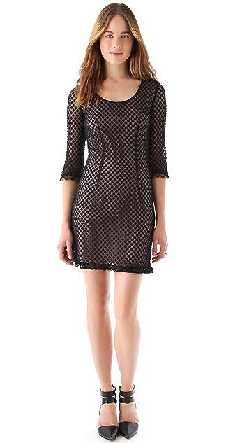 ALICE by Temperley Sleeved Davis Dress