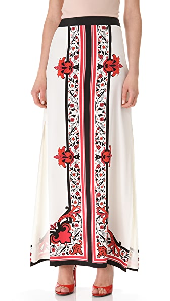 ALICE by Temperley Long Nijinsky Print Skirt