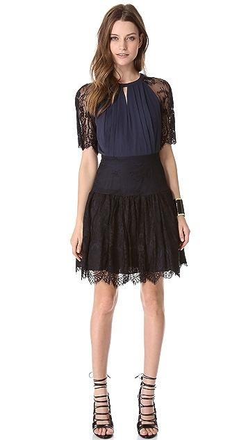 ALICE by Temperley Mini Regalia Dress