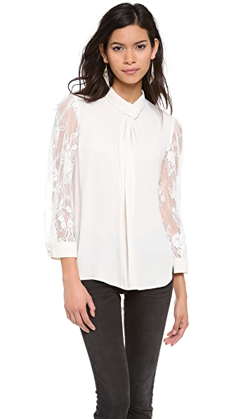 ALICE by Temperley Regalia Blouse