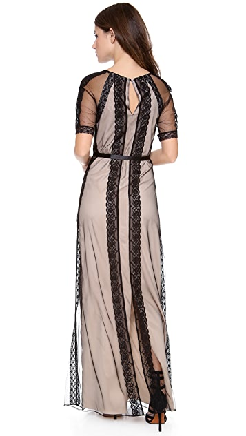ALICE by Temperley Botanical Maxi Dress