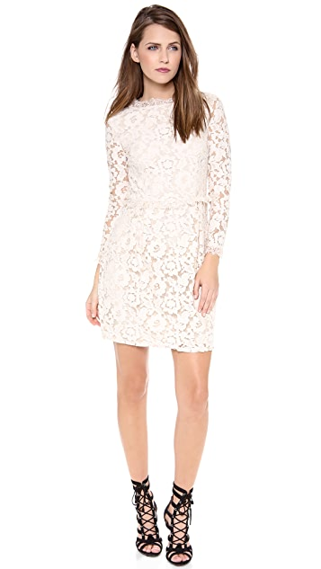ALICE by Temperley Eros Lace Dress