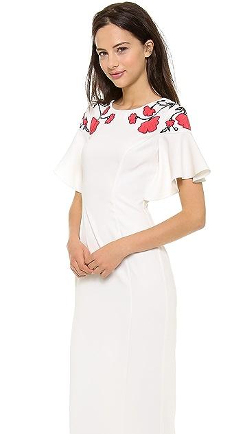 ALICE by Temperley Poppy Maxi Dress