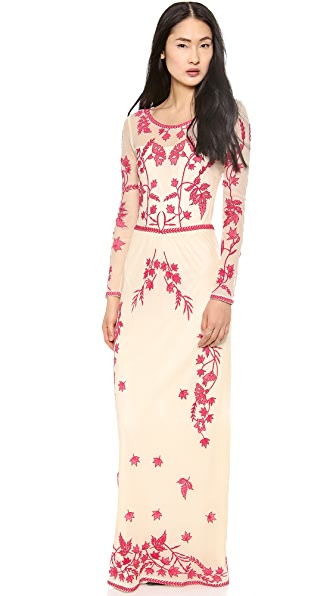 ALICE by Temperley Clover Maxi Dress