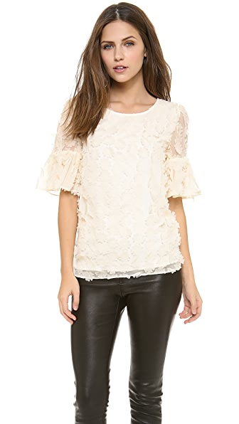 ALICE by Temperley Petal Top