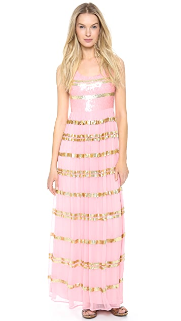 ALICE by Temperley Daphne Maxi Dress