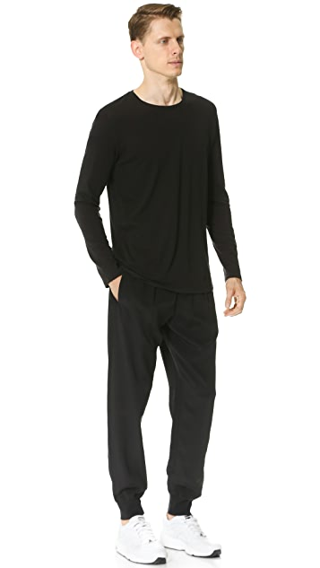 ATM Anthony Thomas Melillo Woven Sweatpants