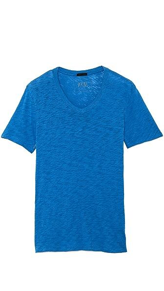 ATM Anthony Thomas Melillo Slub Jersey T-Shirt