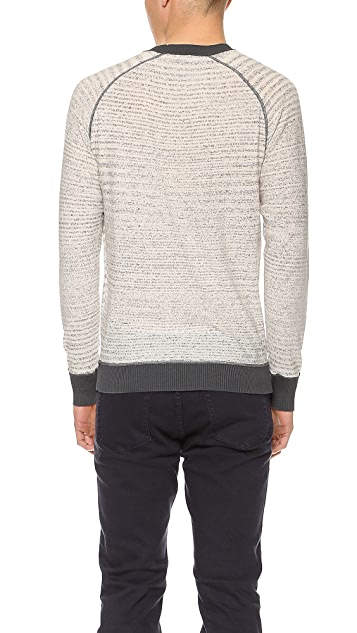ATM Anthony Thomas Melillo Striped Sweater