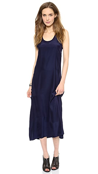 ATM Anthony Thomas Melillo Sweetheart Maxi Dress