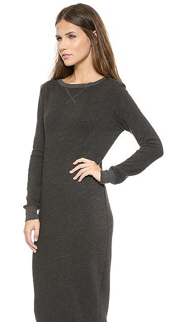 ATM Anthony Thomas Melillo Long Sweatshirt Dress