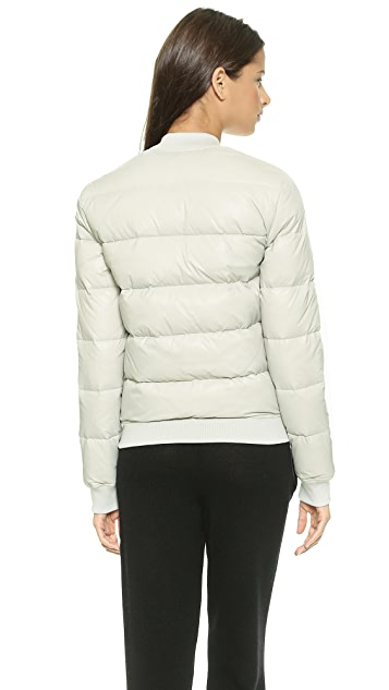 ATM Anthony Thomas Melillo Nylon Down Puffer Jacket