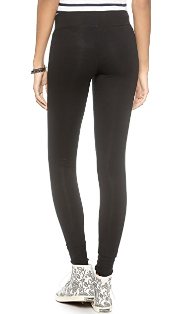 ATM Anthony Thomas Melillo Long Micromodal Yoga Pants
