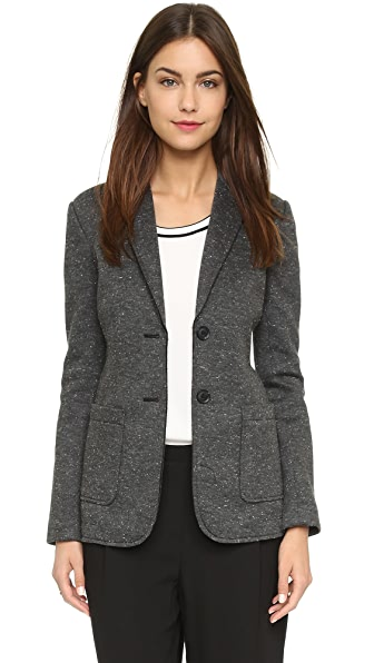 ATM Anthony Thomas Melillo Bonded Sport Blazer