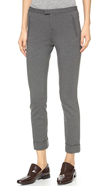 ATM Anthony Thomas Melillo Slim Knit Pants