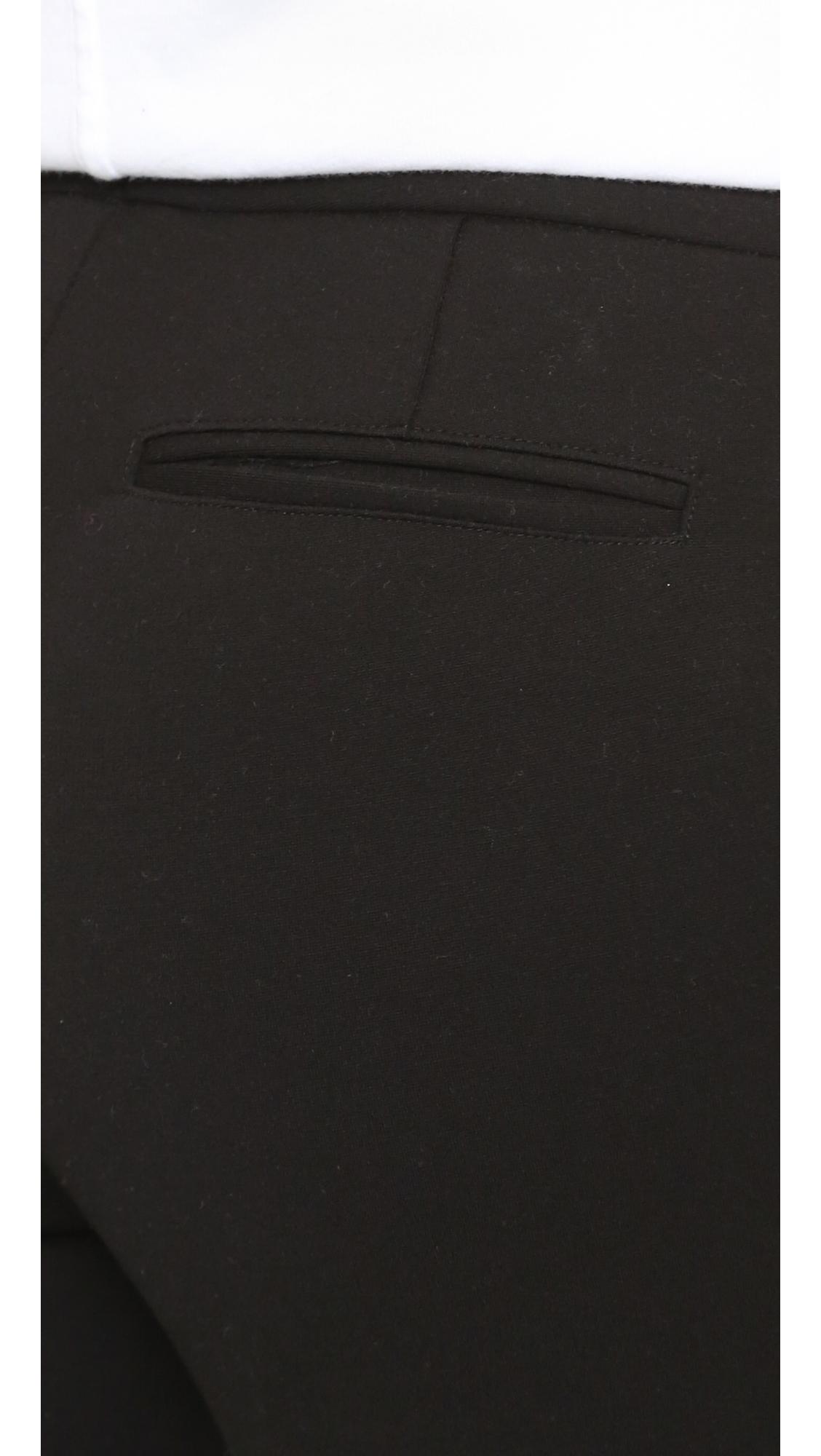 Облегающие трикотажные брюки ATM Anthony Thomas Melillo  (ATMAN3024512867169)