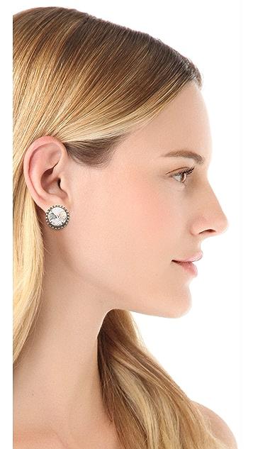 AUDEN Nova Stud Earrings