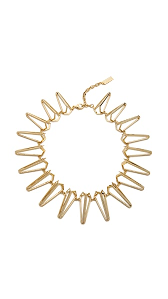 AUDEN Skeleton Collar Necklace