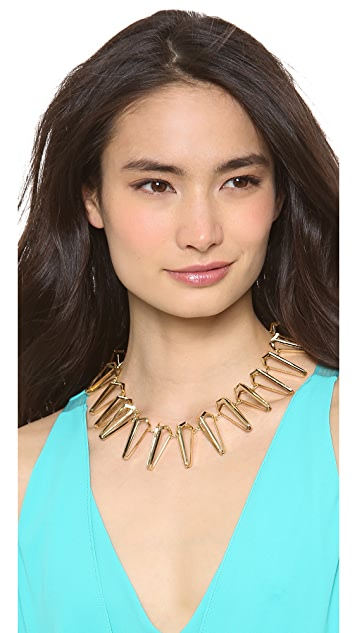 AUDEN Skeleton Collar Necklace