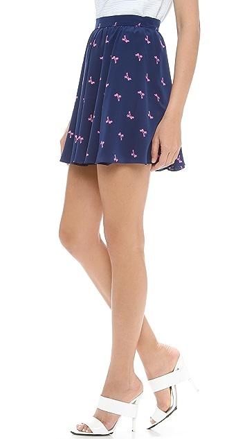 Amanda Uprichard Daniella Skirt