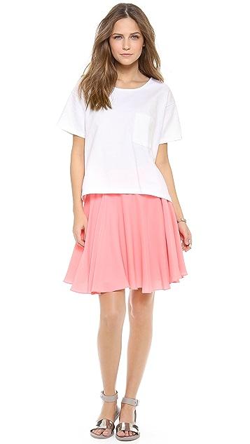 Amanda Uprichard Haley Skirt