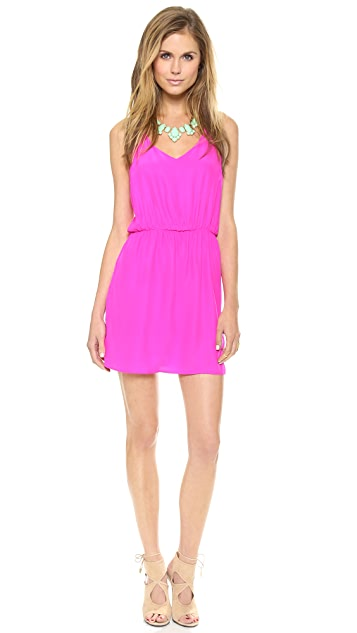 Amanda Uprichard Multi Strap Dress