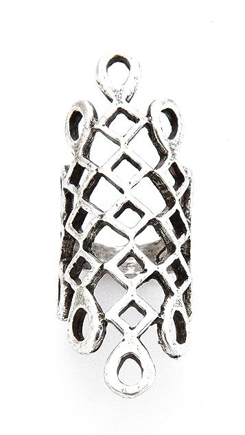 Avant Garde Paris Damier Ring