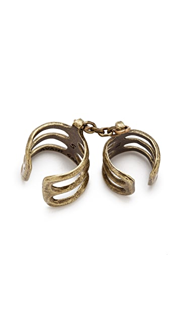Avant Garde Paris Skell Ring