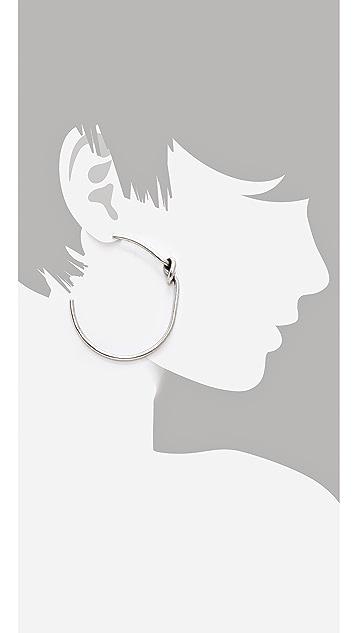 Avant Garde Paris Neuf Earrings