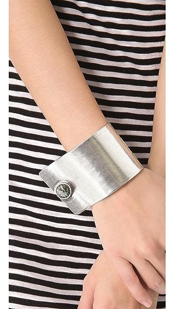 Avant Garde Paris Claudine Manchette Bracelet
