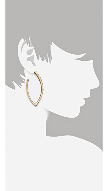 Avant Garde Paris Fly Earrings