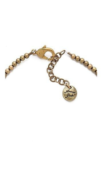 Avant Garde Paris Epee Necklace