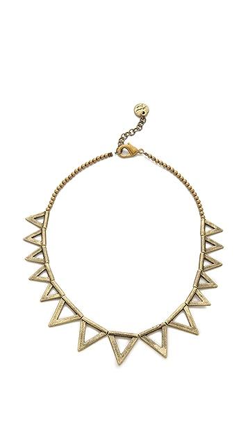 Avant Garde Paris Wind Necklace