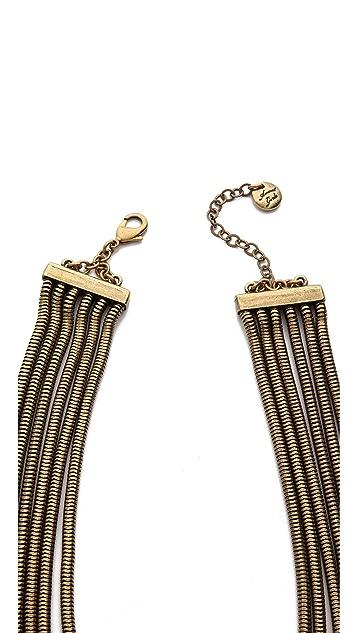 Avant Garde Paris Paco Necklace