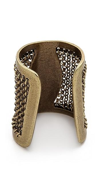 Avant Garde Paris Marta Cuff Bracelet