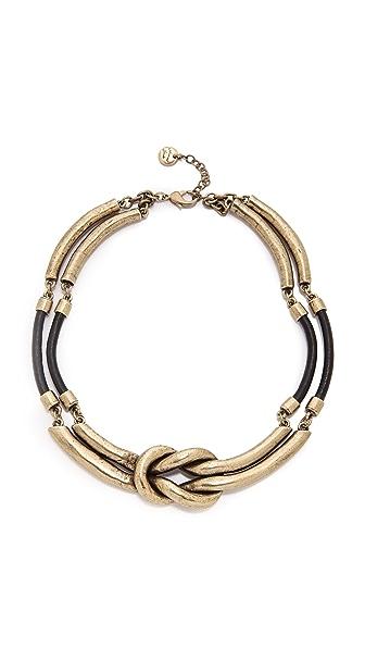 Avant Garde Paris Huit Necklace