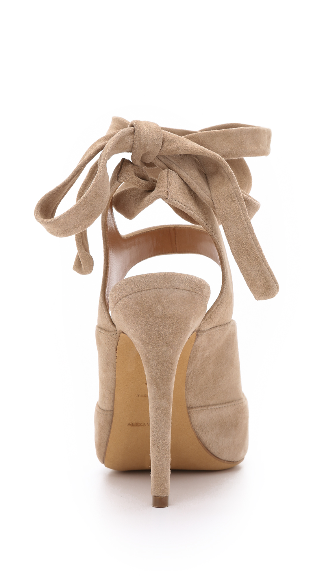 Alexa Wagner Suede Raffaella Sandals cheap footlocker pictures cheap online shop with paypal sale online get authentic PwnSBqKze