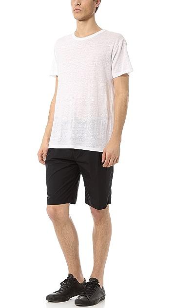 Alexander Wang Pleated Shorts