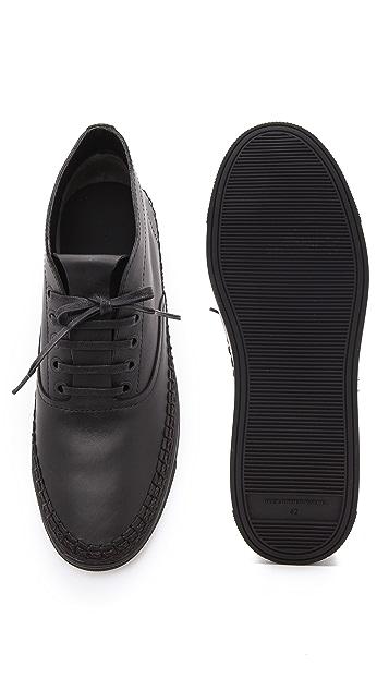 Alexander Wang Nappa Lux Boots