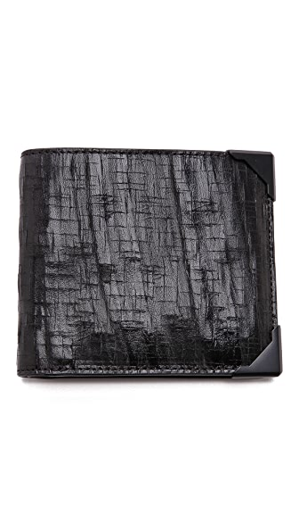 Alexander Wang Cross Cut Wallet