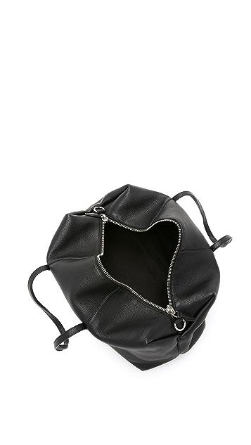 Alexander Wang Pebbled Leather Duffel Bag