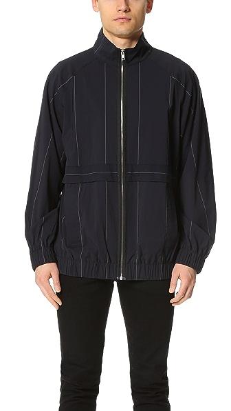 Alexander Wang Raglan Sleeve Track Jacket