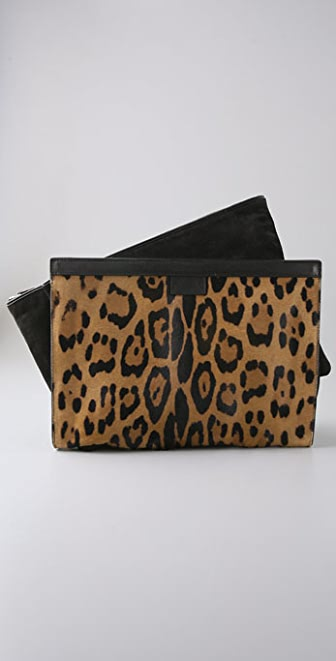 Alexander Wang Cher Large Siamese Clutch